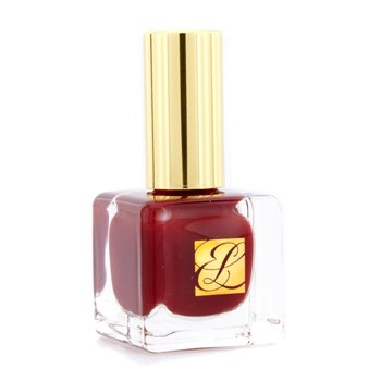 Estee Lauder Pure Color Nail Lacquer - # 03 Enchanted Garnet  9ml/0.3oz