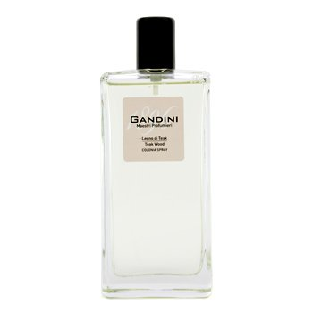 Gandini 1896 Teak Wood Colonia Spray  100ml/3.4oz