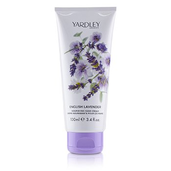English Lavender Nourishing Hand Cream  100ml/3.4oz