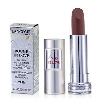 Lancôme Batom Rouge In Love Lipstick - # 275M Jolie Rosalie  4.2ml/0.12oz