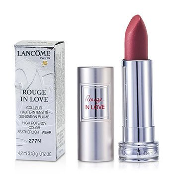 Lancome Rouge In Love Ruj - # 277N Violine Lamee  4.2ml/0.12oz