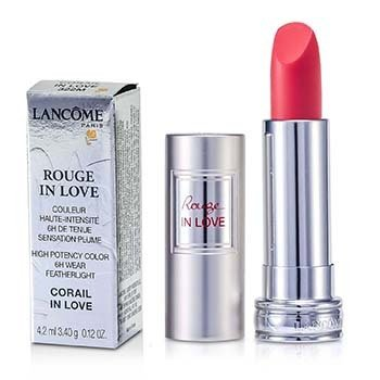 Lancome Rouge In Love Pintalabios - # 322M Corail In Love  4.2ml/0.12oz