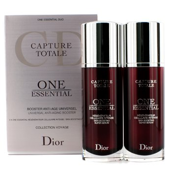 Christian Dior Capture Totale One Essential Skin Serum Súper Estimulante Dúo  2x50ml/1.7oz
