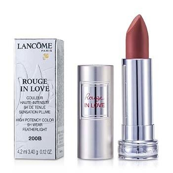 Lancôme Batom Rouge In Love Lipstick - # 200B Rose The  4.2ml/0.12oz