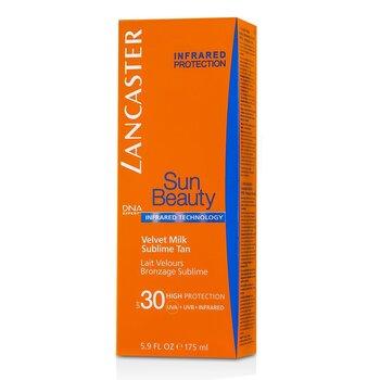 Sun Beauty Velvet  Milk Sublime Tan SPF 30  175ml/5.9oz