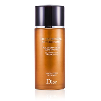 Dior Bronze Self-Tanning Oil Natural Glow  100ml/3.3oz