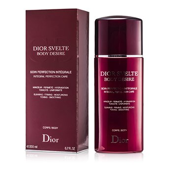 Christian Dior Dior Svelte Body Desire Cuidado Perfección Integral  200ml/6.7oz