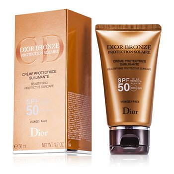 Dior Bronze Beautifying Protective Suncare SPF 50 For Face 50ml/1.7oz