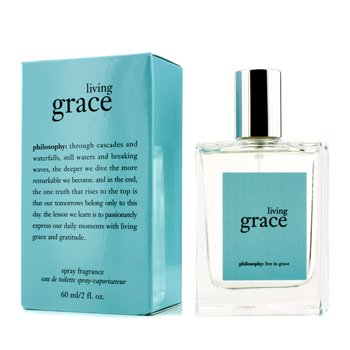 Philosophy Living Grace Eau De Toilette Spray  60ml/2oz