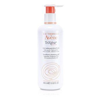 Avene Trixera+ Selectiose Emollient Cleansing Gel (For Severely Dry Sensitive Skin)  400ml/13.52oz