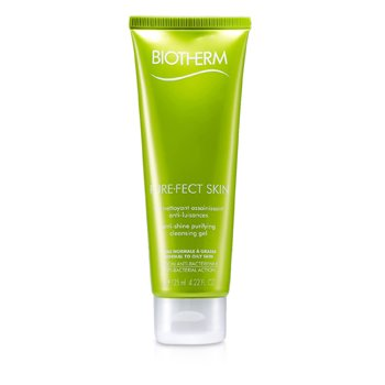 Biotherm Gel de Limpeza Pure.Fect Skin Anti-Shine Purifying Cleansing Gel  (Pele Mista a Oleosa)  125ml/4.22oz