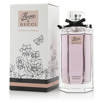 Gucci Flora by Gucci Gorgeous Gardenia Agua de Colonia Vap.  100ml/3.3oz