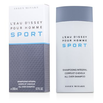 L'Eau d'Issey Pour Homme Sport All Over Shampoo  200ml/6.7oz