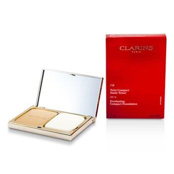 Clarins Everlasting Base Maquillaje Compacta SPF 15 - # 110 Honey  10g/0.35oz