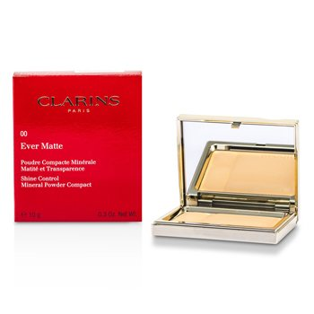 Ever Matte Shine Control Mineral Powder Compact  10g/0.35oz