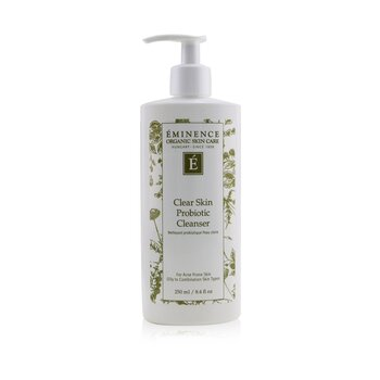 Eminence Clear Skin Probiotic Cleanser (Acne Prone Skin)  250ml/8.4oz