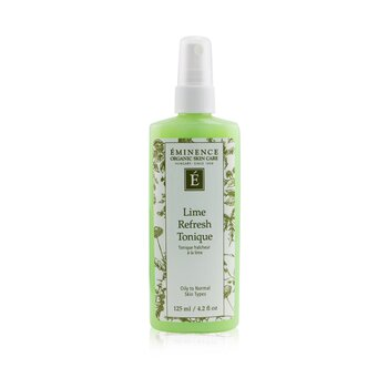 Lime Refresh Tonique - For Oily to Normal Skin  125ml/4oz
