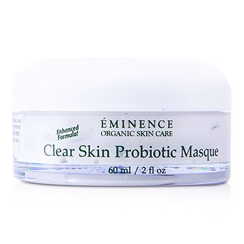 Clear Skin Probiotic Masque - For Acne Prone Skin  60ml/2oz