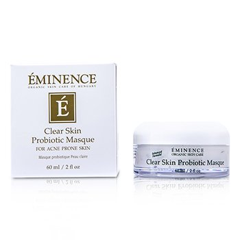 Eminence Clear Skin Probiotic Masque (Acne Prone Skin)  60ml/2oz
