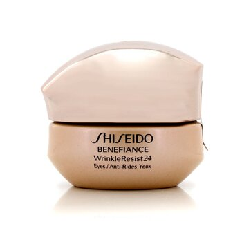 Shiseido کرم ضدچروک دور چشم Benefiance WrinkleResist24   15ml/0.51oz