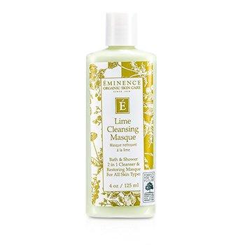 Eminence Lime Cleansing Mascarilla  125ml/4oz