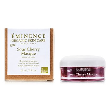 Sour Cherry Masque - For Oily to Normal & Large Pored Skin 60ml/2oz