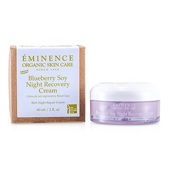 Eminence Blueberry Soy Night Recovery Cream  60ml/2oz