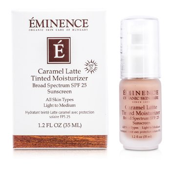 Caramel Latte Tinted Moisturizer SPF 25 (Light To Medium)  35ml/1.2oz