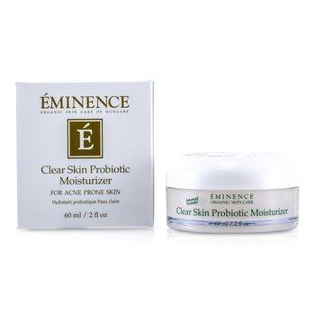 Clear Skin Probiotic Moisturizer - For Acne Porne Skin  60ml/2oz