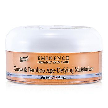 Guava & Bamboo Age Defying Moisturizer  60ml/2oz