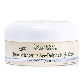 Jasmine Tangerine Age-Defying Night Cream - For Normal to Dry Skin  60ml/2oz