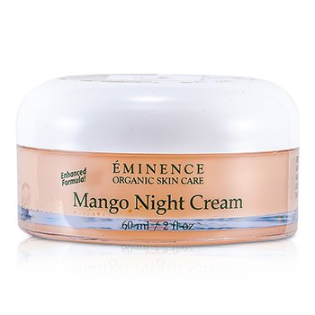 Eminence Mango Night Cream (Normal to Dry Skin) - 60ml/2oz Dr. Jart+ Dermask Rubber Mask Nourishing Lover 1 Sheet Close Fit Easy Use