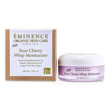 Eminence Sour Cherry Whip Moisturizer (Mature, Dehydrated & Large Pored Skin)  60ml/2oz