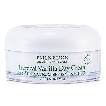 Tropical Vanilla Sun Cream SPF 32  60ml/2oz