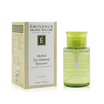 Herbal Eye Make Up Remover  150ml/5.07oz