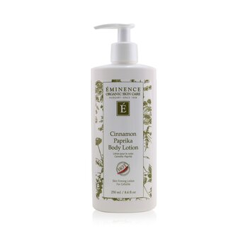 Eminence Cinnamon Paprika Body Lotion  250ml/8oz