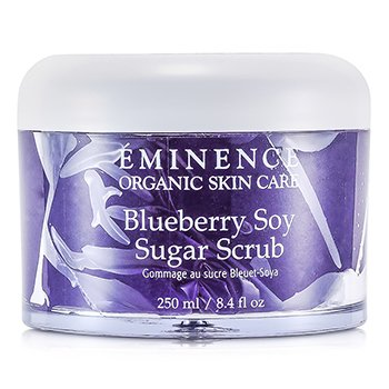 Blueberry Soy Sugar Scrub  250ml/8.4oz