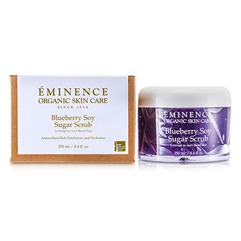 Eminence Blueberry Soy Sugar Scrub  250ml/8.4oz