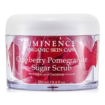 Cranberry Pomegranate Sugar Scrub  250ml/8.4oz