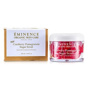 Eminence Cranberry Pomegranate Azúcar Exfoliante  250ml/8.4oz