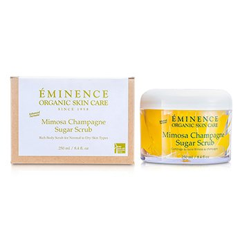 Eminence Mimosa Champagne Azúcar Exfoliante  250ml/8.4oz