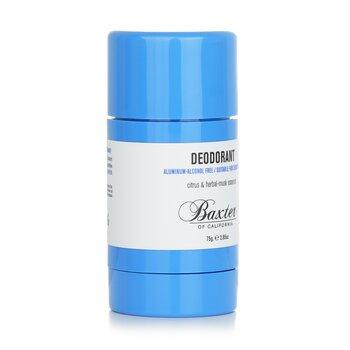 ระงับกลิ่นกาย - ปราศจากแอลกอฮอลล์ (สูตรผิวบอบบาง)  75g/2.65oz