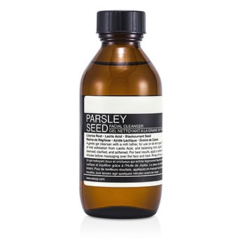 Parsley Seed Facial Cleanser  100ml/3.4oz