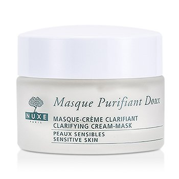 Masque Purifiant Doux Clarifying Cream-Mask (Sensitive Skin)  50ml/1.8oz