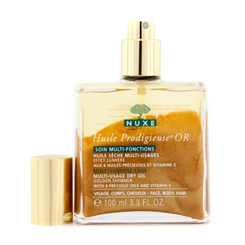 Nuxe Huile Prodigieuse Aceite Multi usos - Golden Shimmer  100ml/3.3oz