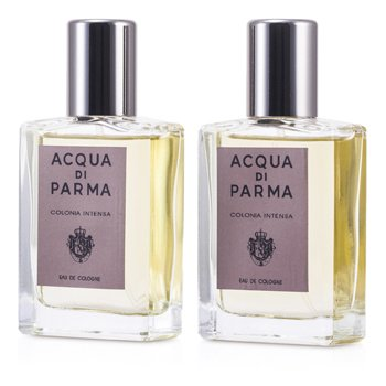 Acqua di Parma Colonia Intensa Eau De Cologne Spray Repuestos de Viaje  2x30ml/1oz