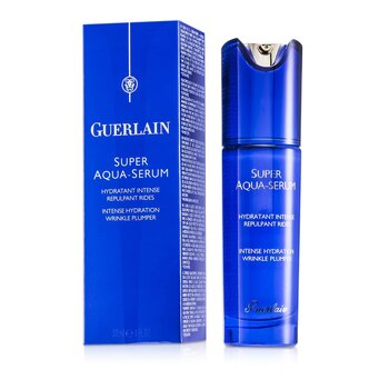 Super Aqua Serum Intense Hydration Wrinkle Plumper 30ml/1oz