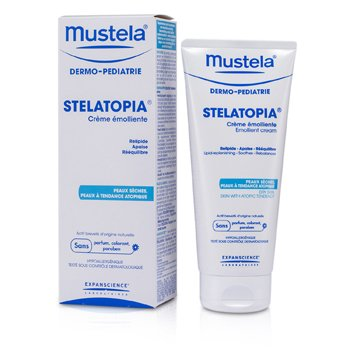 Mustela Stelatopia Moisturizing Cream  200ml/6.7oz