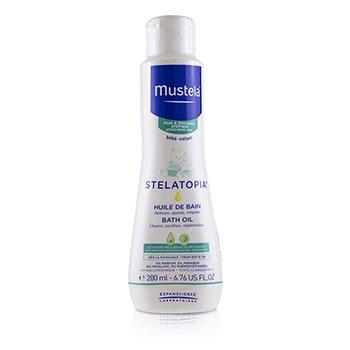 Stelatopia Milky Bath Oil  200ml/6.7oz