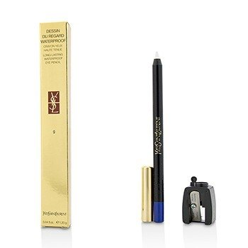 Yves Saint Laurent Dessin Du Regard Waterproof Long Lasting Eye Pencil - No. 9 Azure Blue  1.2g/0.04oz